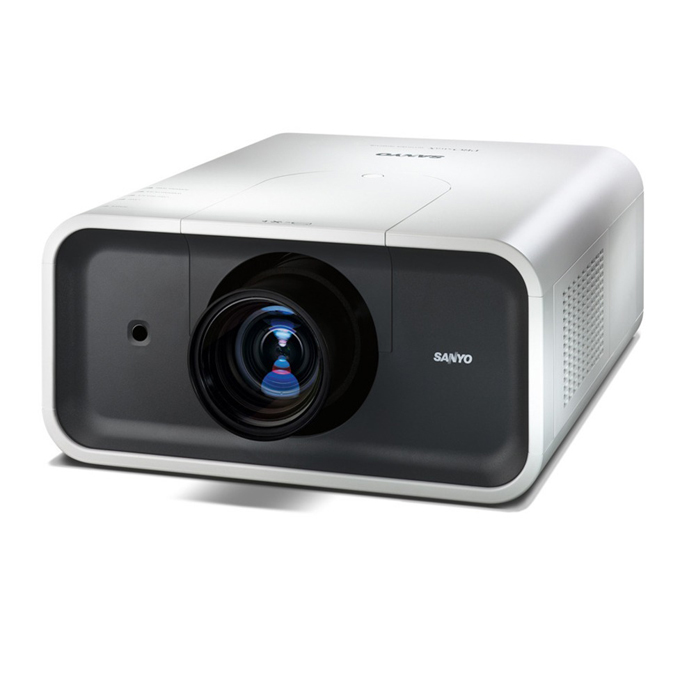 Sanyo xp100 projector