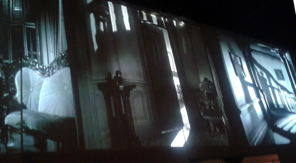 widescreen projections