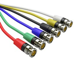 6 way hdsdi multi combo cable